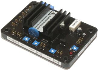 AVR-8-380 Регулятор напряжения генератора (вых.8А 0-150В)