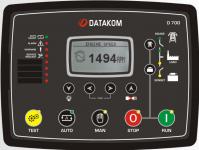 D-700 AMF Контроллер для генератора (RS-485, Ethernet)