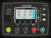 D-700 TFT-SYNC Контроллер синхронизации генераторов (RS-485, Ethernet)
