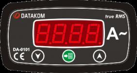 DA-0101 амперметр, 1-фазный, 96х48