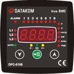 DFC-0108 Контроллер коэффициента мощности, 96*96