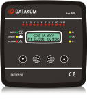 DFC-0112 Контроллер коэффициента мощности 144х144мм, 12 шагов+SVC