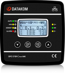 DFC-0124 ККМ, 128x64 Ч/Б дисп, 144х144мм, 24 шага+RS-485+SVC