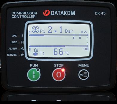 DK-45 Контроллер управления электрическим компрессором