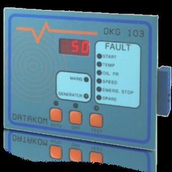 DKG-103 Автозапуск генератора