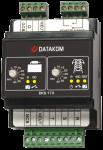 DKG-173 din rail Автоматическое переключение сети (Сух.конт.на запуск генер., монтаж на DIN-рейку)