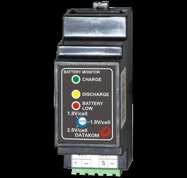 DKG-181 Монитор напряжения батареи 12V