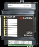DKG-186 Блок расширения цифровых выходов с кабелем