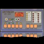 DKG-203 Автозапуск генератора
