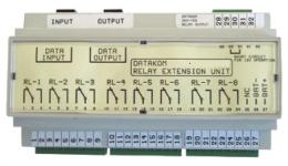 DKG-307/507//309/509/707 Блок расширения релейных выходов с кабелем