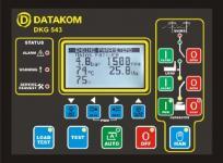 DKG-543 Автозапуск генератора