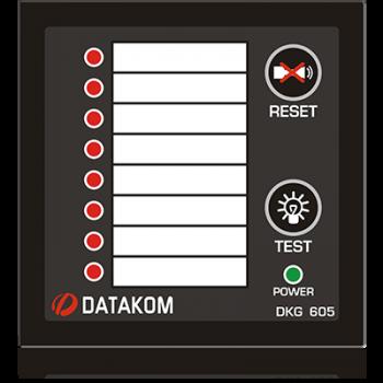 DKG-605 Программируемое устройстов с кабелем