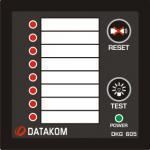 DKG-605 Сигнализатор аварий, 8 каналов