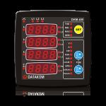 DKM-405 Анализатор сети, 96х96мм, THD, 1-вх, 1-вых, AC