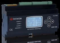 """DKM-430 Анализатор, 30 входов ТТ, 1.9"""" LCD, RS-485, USB/Device, 2-вх, 2-вых, GPRS, AC"""