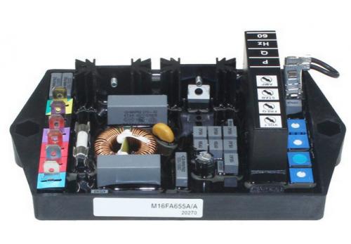 M16FA655A AVR Регулятор напряжения