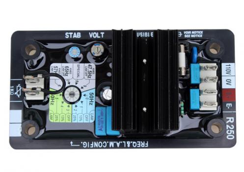 R250 AVR Регулятор напряжения