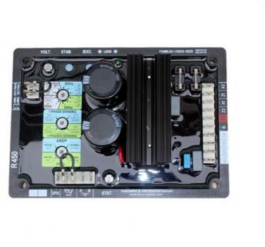 R450 AVR Регулятор напряжения