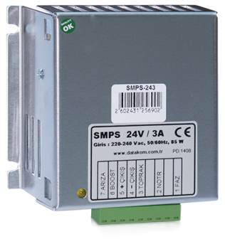 SMPS-243 Зарядное устройство (24В 3А)