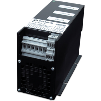 SVC-30 phase controlled AC driver, 3 phase, 30kVAr