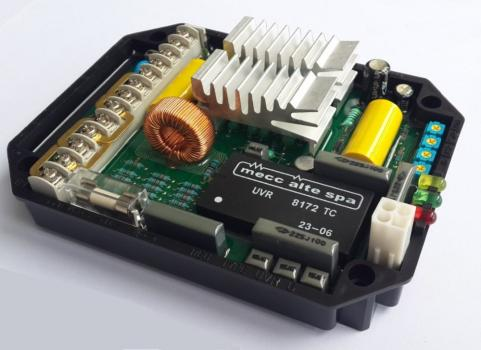 UVR6 AVR Регулятор напряжения
