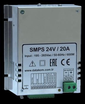 SMPS-2420 Зарядное устройство (24В, 20А)